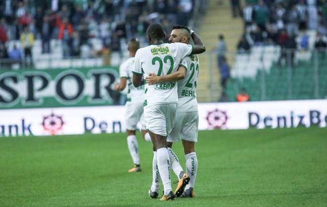 Bursaspor 4 maçtır kaybetmiyor