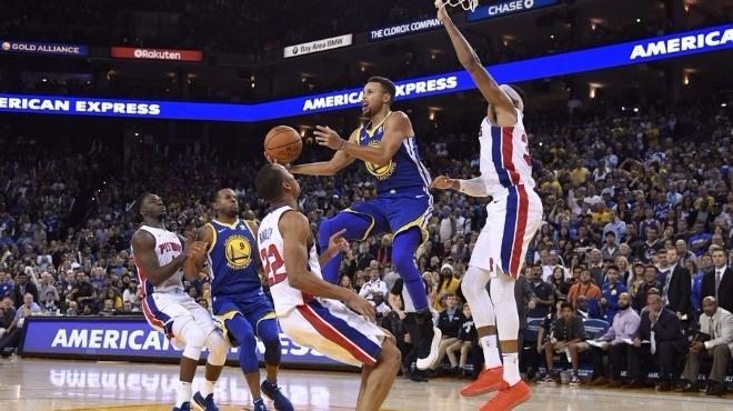 Pistons son şampiyonu deplasmanda geçti