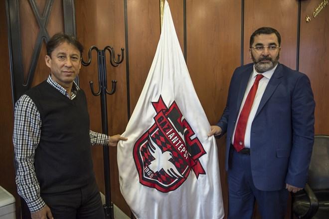 Faik Demir: 'Gaziantepspor'un bugünü bitmiş...'
