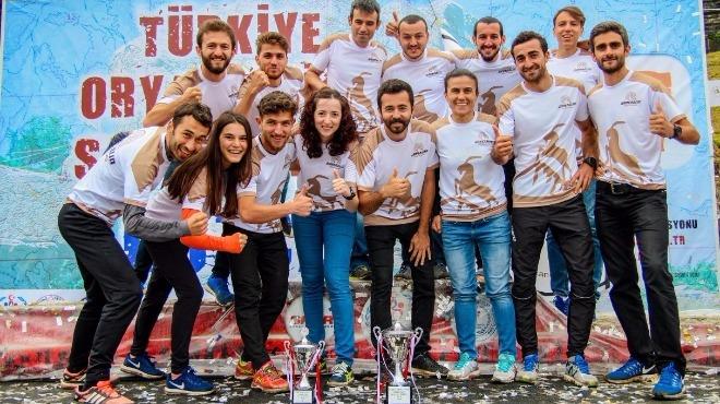 Altın Pusula Ödülleri'nde Adrenalin Spor Kulübü YILIN EN İYİ TAKIMI seçildi