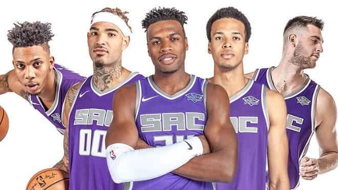 Sacramento Kings'ten kadro hamlesi