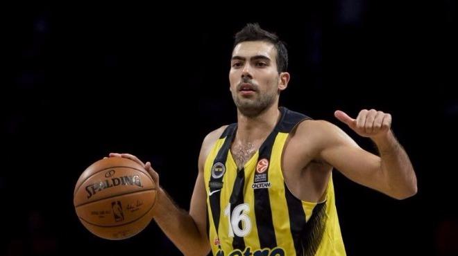Fenerbahçe Beko'nun yıldızı Kostas Sloukas'a teklif yağıyor
