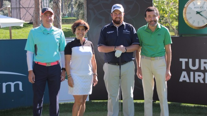 Turkish Airlines Open 2017 Pro-Am Golf Turnuvası sona erdi