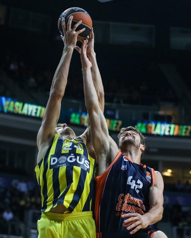 Fenerbahçe Doğuş'un THY Avrupa Ligi'nin 9. haftasında konuğu Khimki