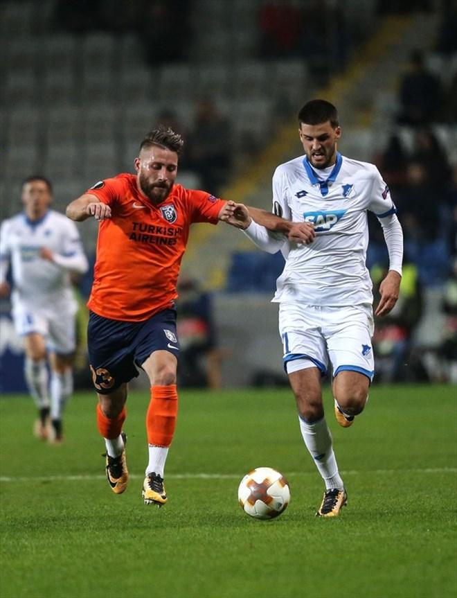 Medipol Başakşehir UEFA Avrupa Ligi zoru başarmak istiyor