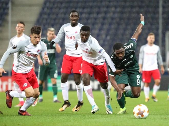 Salzburg 7,5 ay sonra resmi maç kaybetti! Müthiş seri son buldu...