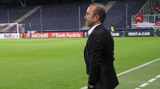 Özdilek: 'Yarınki maçta tek düşüncemiz kazanmak olacak'