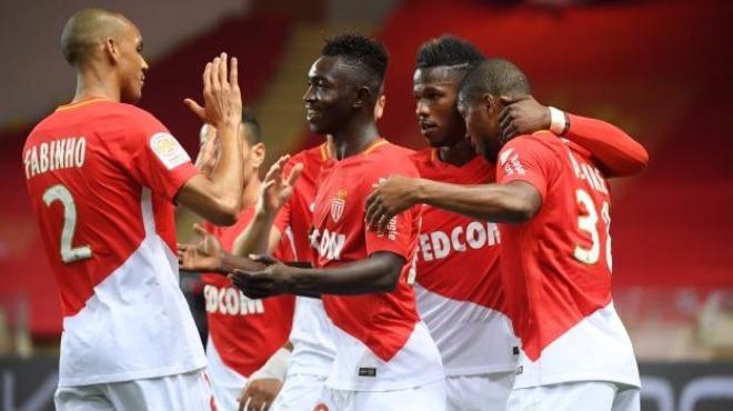 Monaco, konuk ettiği Guingamp'ı farklı geçti!