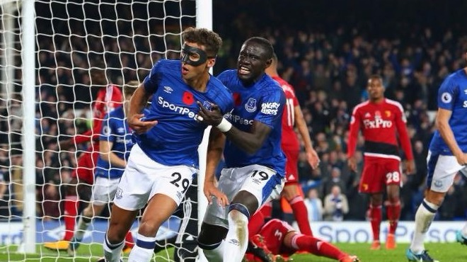 Everton'dan muhteşem geri dönüş!