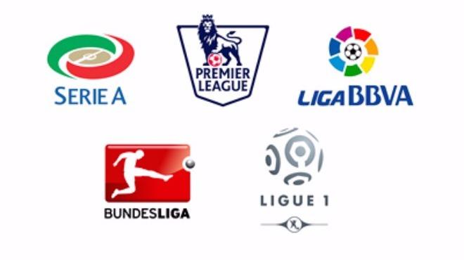 Avrupa'nın 5 büyük liginde heyecan devam ediyor