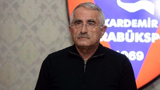 Karabükspor eski başkanı Feridun Tankut'tan yolsuzluk iddialarına cevap!