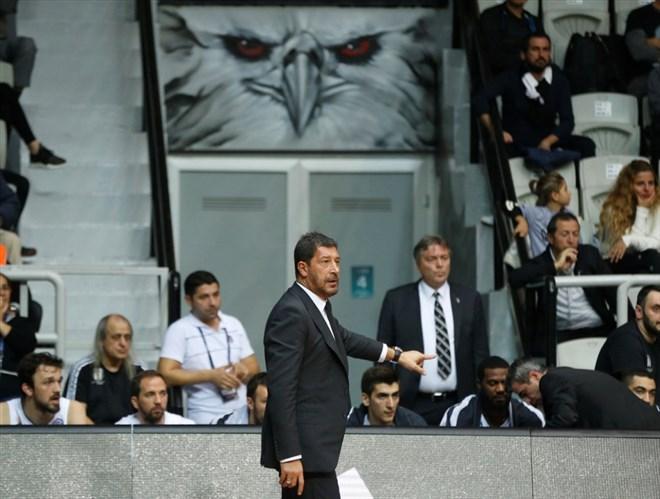 FIBA Şampiyonlar Ligi'nde kazanan tek Türk takımı Beşiktaş...