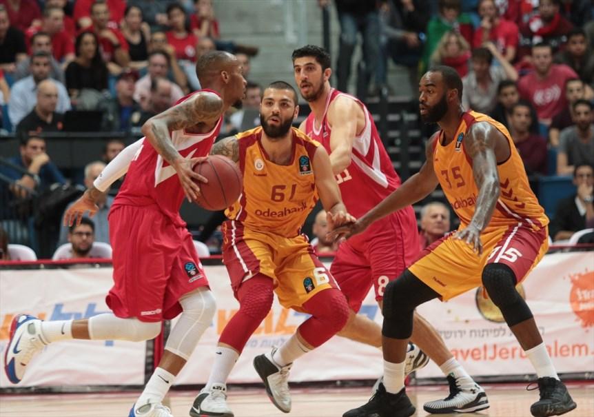 Galatasaray siftah yaptı!