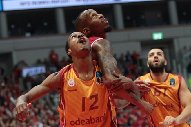 Galatasaray Odeabank'ın konuğu Grissin Bon