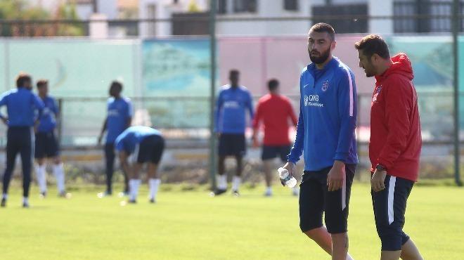Video - Trabzonspor'da Burak Yılmaz sevinci!