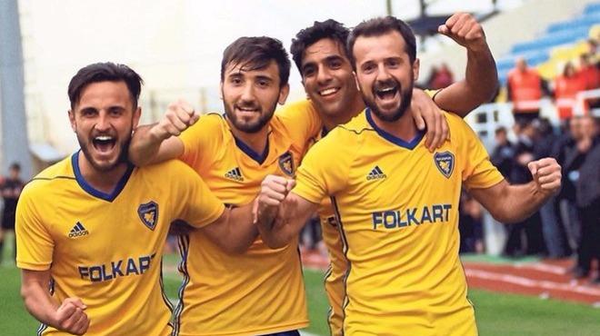 11 maçta 9 gole imza atarak Bucaspor'u sırtladı!
