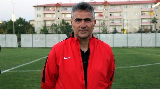 Mehmet Altıparmak, Erzurumspor'da devam edecek mi? Açıkladı!