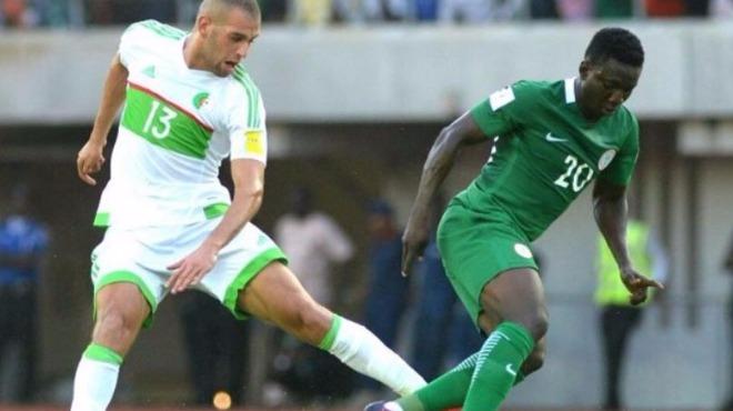 Nijerya, yenilgisiz bitirdi! Cezayir ise...