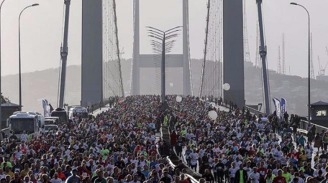 İstanbul Maratonu'nda verilecek ödül miktarında 1.5 milyon TL'lik artış!