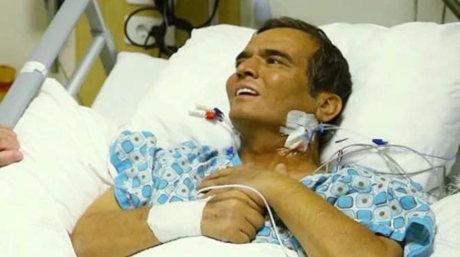 Naim Süleymanoğlu beyin ameliyatından çıktı
