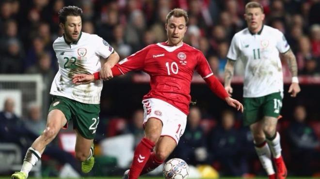 Danimarka, İrlanda maçında gol yok!