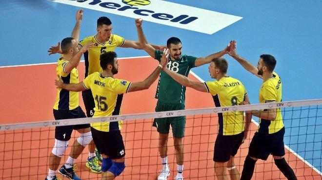 Fenerbahçe gruplara kaldı
