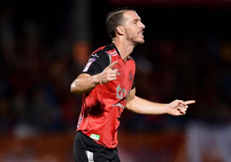 Dragan Boskovic - 41 gol
