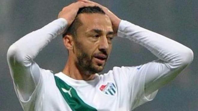 Bursaspor'da Bilal Kısa şoku! Kaç hafta yok?