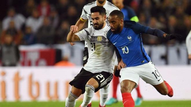 Almanya 2017 yılında mağlubiyet yüzü görmedi!
