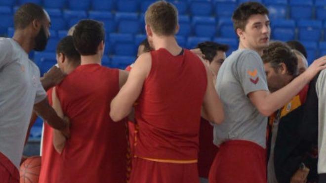 """Galatasaray Odeabank inanıyor: """"Buraya kazanmaya geldik"""""""