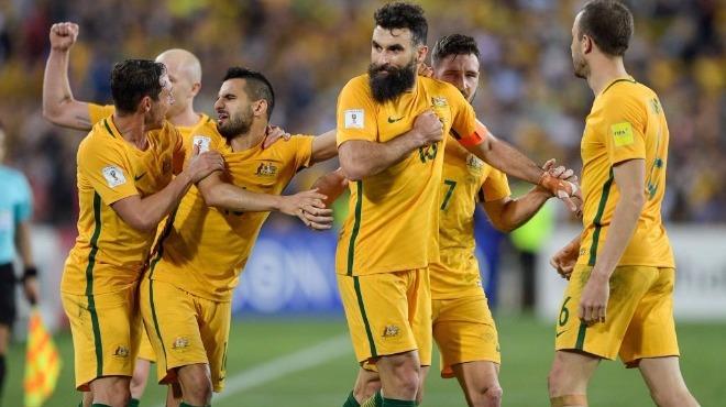 Avustralya'nın gözü Peru maçında