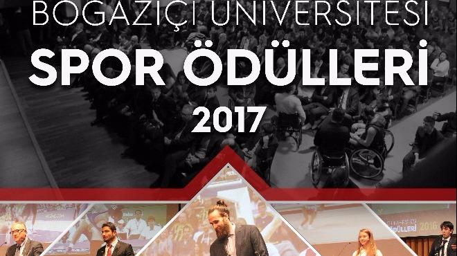 Boğaziçi Üniversitesi spor ödülleri sahibini bekliyor