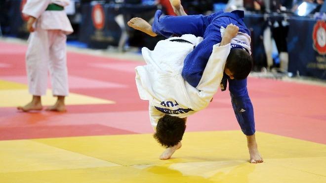 Video - Türkiye Ümitler Judo Şampiyonası başladı