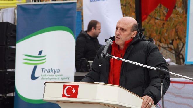 """""""Trakya'yı oryantiring sporunun merkezi yapmak istiyoruz"""""""
