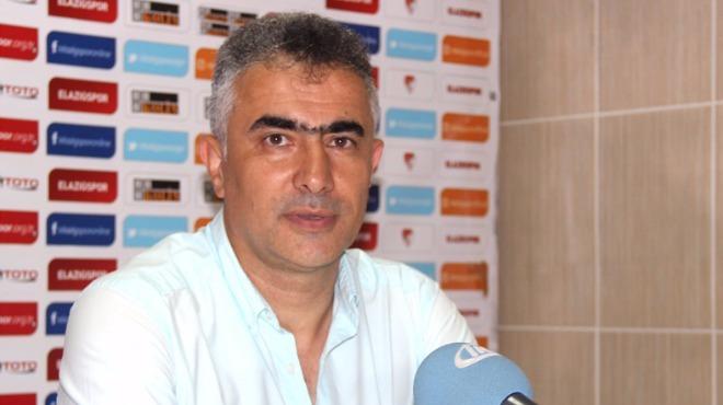 """Mehmet Altıparmak: """"Bugün golün her türlüsünü kaçırdık diyebilirim"""""""