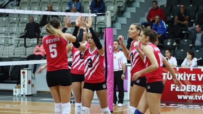 Beşiktaş, Beylikdüzü'ne şans tanımadı :3-2