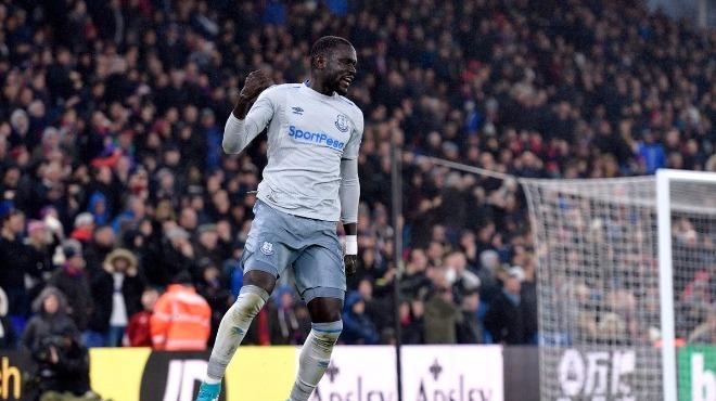Niasse sahne aldı, Everton 1 puanla ayrıldı!