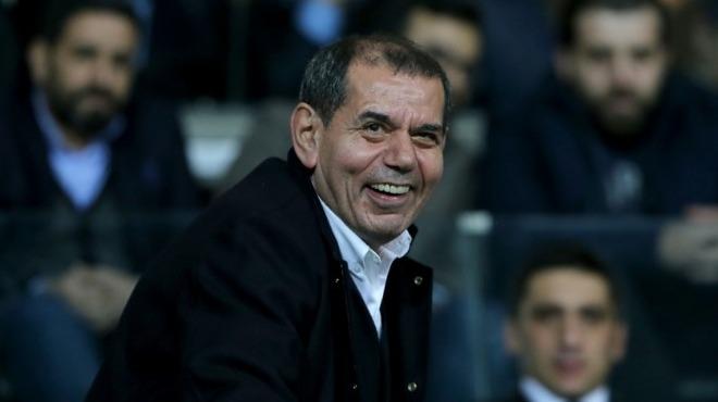Alanyaspor maçı için biletleri tüketen Galatasaray taraftarları Dursun Özbek'i mest etti!
