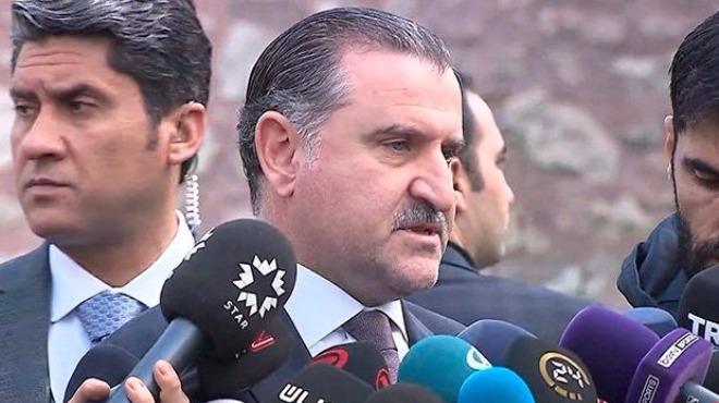 Osman Aşkın Bak'tan Naim Süleymanoğlu için Messi benzetmesi!