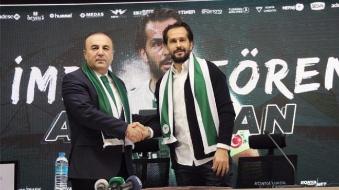 Video - Ali Turan sözleşme uzattı!