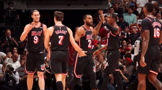 Boston Celtics'in serisi Miami karşısında sona erdi! NBA'de gecenin özeti!
