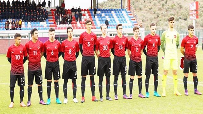Türkiye'nin finalde rakibi Yunanistan