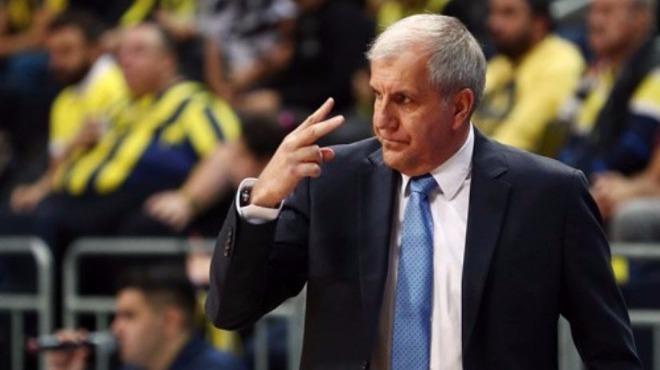 Zeljko Obradovic, Khimki maçı sonrası konuştu