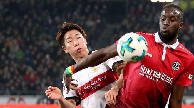 Hannover ile Stuttgart 1-1 berabere kaldı
