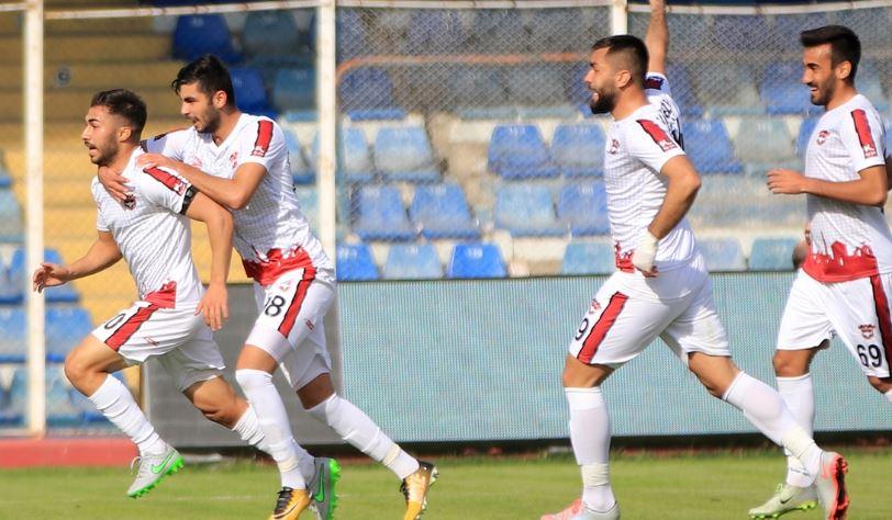 Gaziantepspor Teknik Direktörü Faik Demir, takımından umutlu...