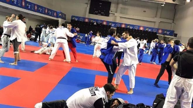 Judocular olimpik puan için Zagreb'e gidecek