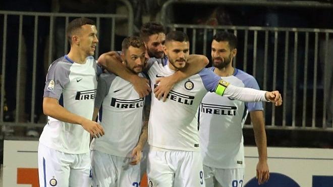 Inter Icardi ile güzel