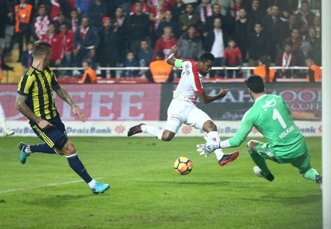 Antalyaspor, geçen sezonu arıyor
