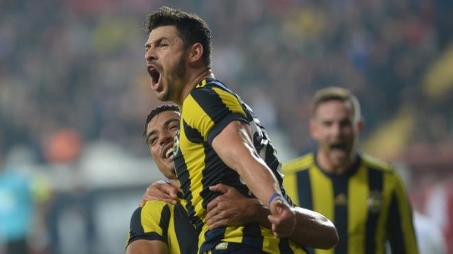 Giuliano, Fenerbahçe'yi sırtlıyor!