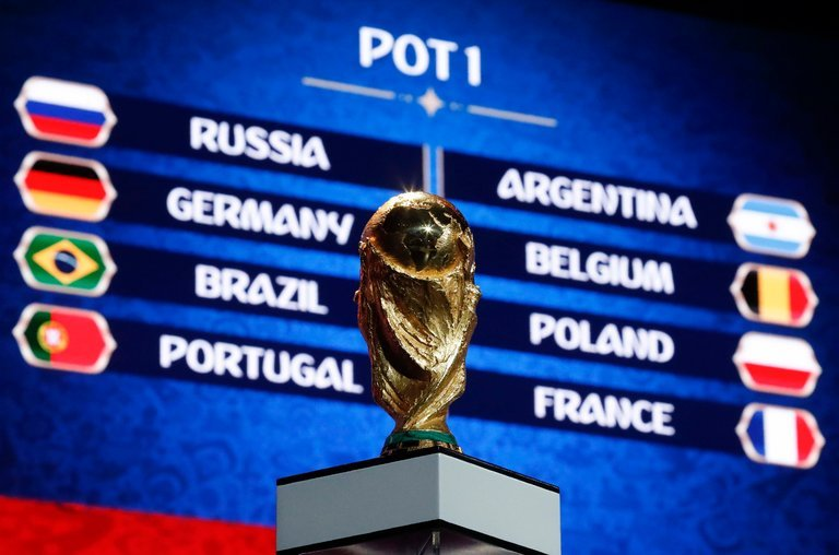İşte istatistiklere göre 2018 Dünya Kupası'nı kazanma olasılığı en yüksek takımlar...